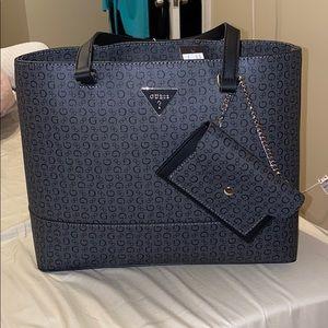 GUESS tote purse